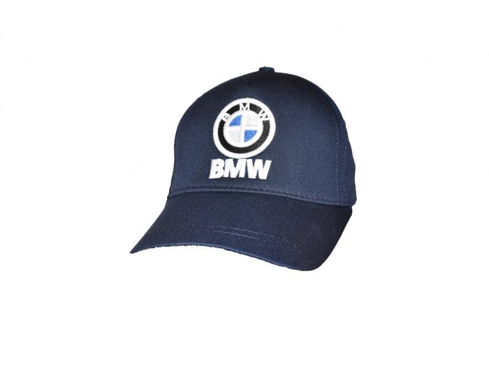 Синя BMW шапка