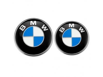 BMW Емблема за преден капак 82мм или 74мм за Багажник
