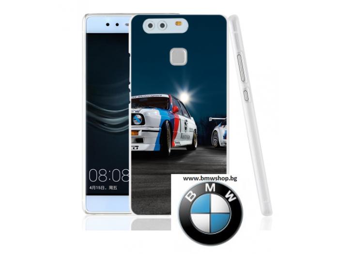BMW M power кейс за Huawei P9 Plus